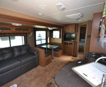 2014 Starcraft Autumn Ridge 265RLS