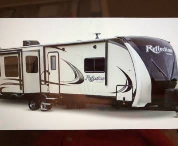 2018 Grand Design Reflection 297RSTS travel trailer