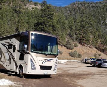 Class A RV Rental Houston, TX - Compare Rates & Reviews