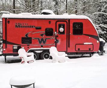 2019 The Red Rover - Winnebago Micro Minnie