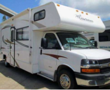 2014 BHM Coachmen Freelander