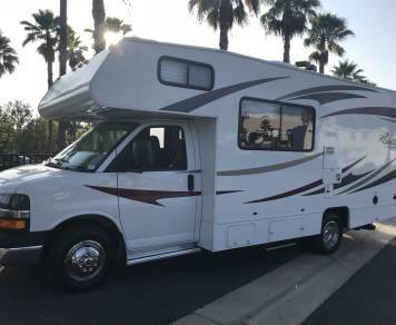 2012 Coachman Freelander 21QB - Chevy 4500