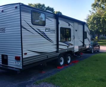 2017 Forest River RV Salem Cruise Lite 261BHXL
