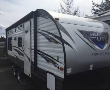 2017 Forest River Salem Cruise Lite
