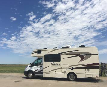 2016 Coachmen Freelander 20CB