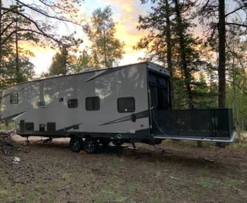 2019 Forest River Vengeance Rogue 295A18
