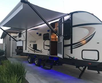 2018 Forest river 29bhhl