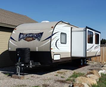 2017 Wildwood by Forest River 263BHXL