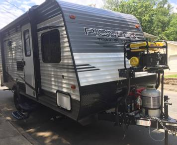 2019 Pioneer Trailblazer