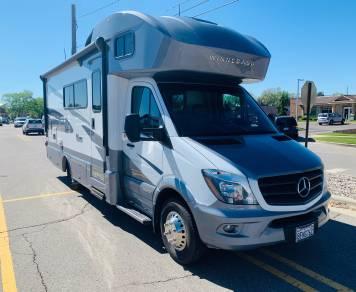 2018 Mercedes Diesel Winnebago 24D- Grand Rapids MI