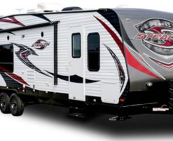 2017 Forest river Stealth csftsa2515