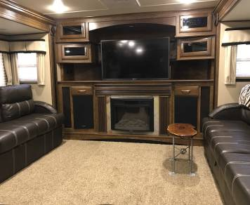 2014 Grand Design Solitude 379FL