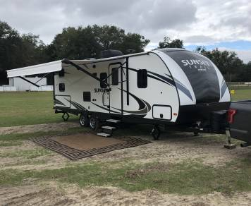 2018 Crossroads rv 262BH Superlite
