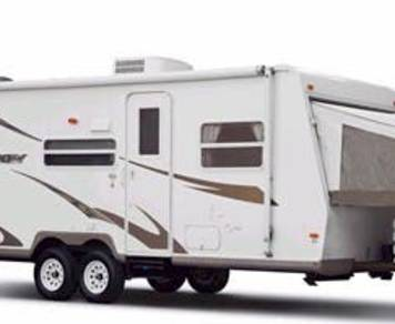 2008 Rockwood Roo Series M-21SS