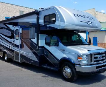 2017 Forest River Forester 3151SF