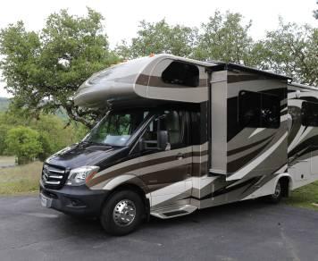 2015 Mercedes Benz SPRINTER Solera (Low miles, Low Deposit) San Antonio