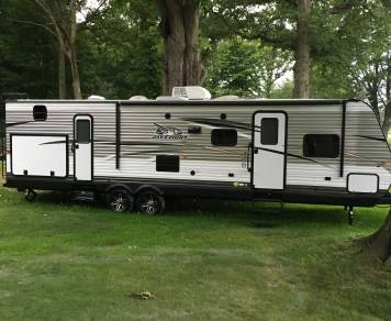 2016 Jayco jay flight 32 Bhds