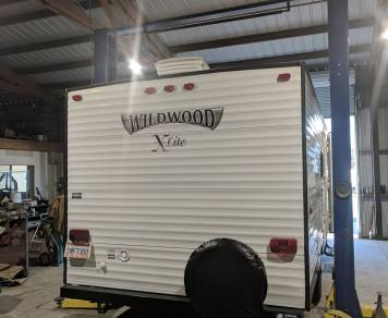 2014 Wildwood by Forest River 195bh