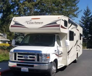2015 Coachman Freelander 29KS