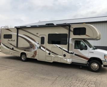 2017 Thor Four Winds 31e