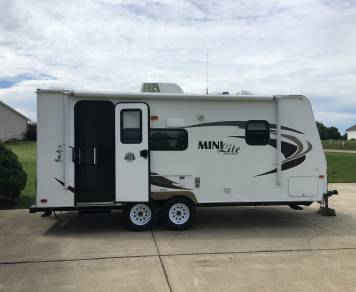 2012 Rockwood Mini Lite