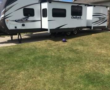 2014 Outback Bunkhouse by Keystone