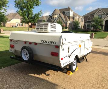 2009 Viking Epic 1906ST