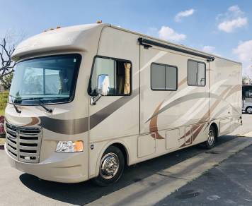 2014 Thor ACE 30.1 - No Special License Needed!