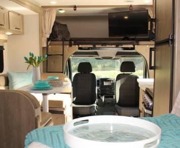 2020 2020 Mercedes-Benz Coachmen Prism 2150CB Diesel 18 MPG!