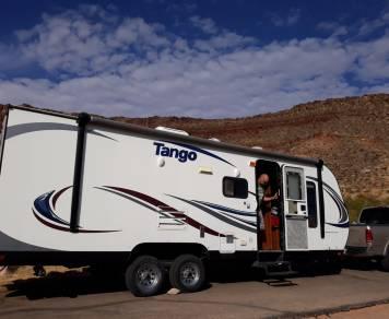 2015 Pacific Coachworks Tango