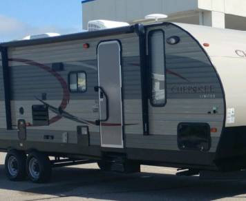 2015 Forest River Cherokee 304BS