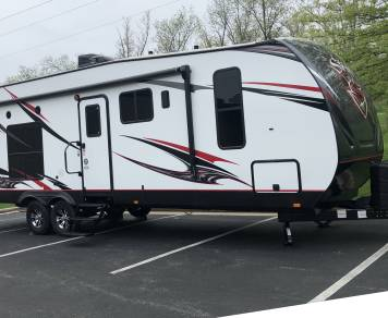 2019 Stryker Travel Trailer 2912