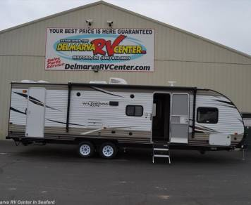 2017 Forest River Wildwood XLite