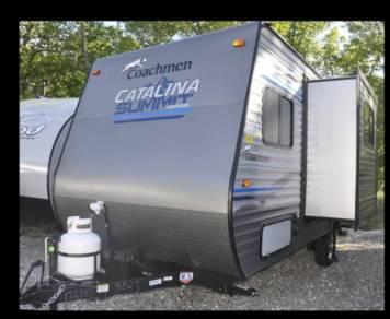 2020 Coachman Catalina 17bhs