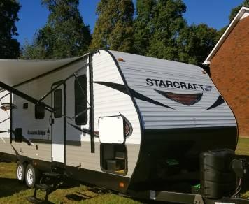 2019 Starcraft Autumn Ridge outfitter 26 BHS