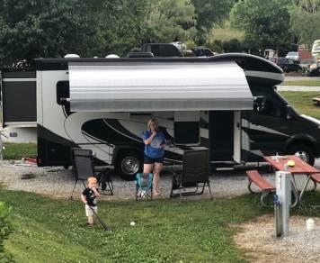 2018 Mercedes Coachmen Prism 24EG