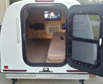 2017 Pleasant Valley My Pod Travel trailer