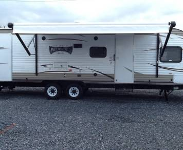 2017 Forest river wildwood 236bhxl