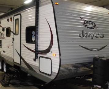 2015 Jayco 26BHS