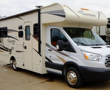 2018 Coachmen RV Freelander 20CB Ford Transit