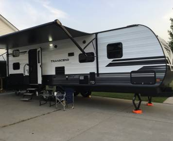 2019 Grand Design Transcend 27 BHS