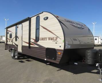 2015 Forest River Gray Wolf 24RK