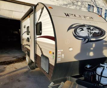 2016 Forest River RV Cherokee Wolf Pup 16BH