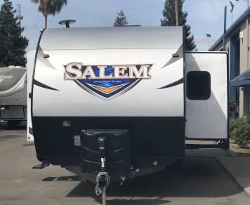 2018 Salem t26tbud