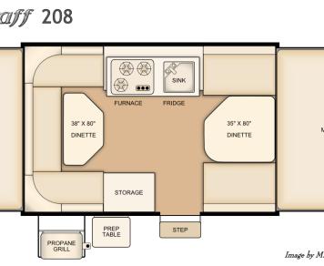 2018 Flagstaff 208 MAC