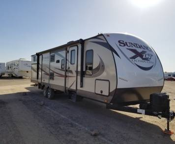 2017 Heartland sundance Xlt ultra light