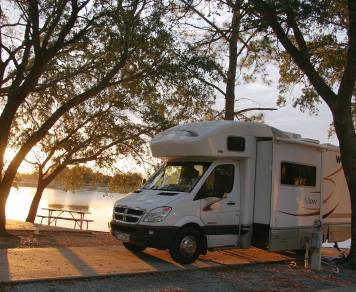 2008 Winnebago View