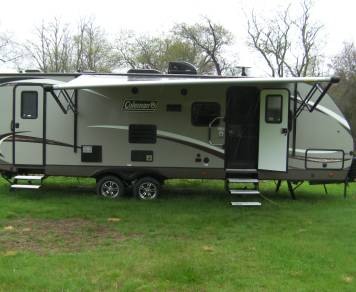 2018 Coleman Light 2855BH