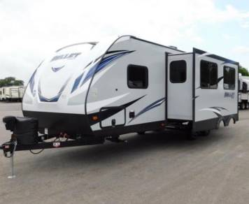 2019 Keystone Bullet Bunk House