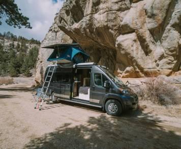 2018 Off Grid Camper Van